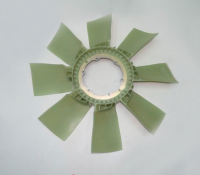 Крыльчатка вентилятора ЯМЗ-651 (евро-4, 8 лопастей, Д-Р 720 мм)