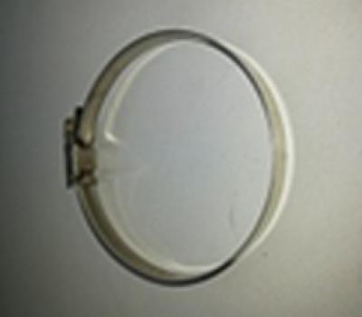 Хомут червячный 130-165, толщиной 1мм, шириной 12мм