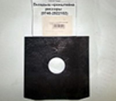Вкладыш кронштейна рессоры (9746-2922102)