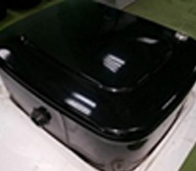 Бак масляный с фильтром 90л DC0090001002, Penta