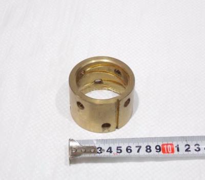 Втулка цапфы (бронзовое кольцо полуоси шарнира)