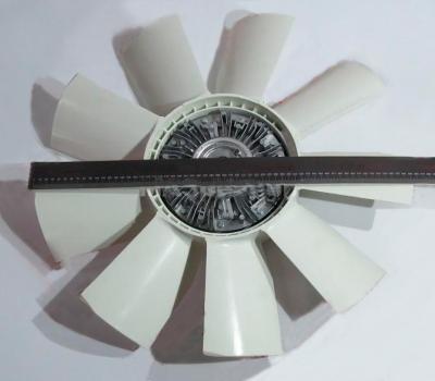 Привод вентилятора (ВИСКОМУФТА 6-ТИ ЦИЛ. ДВ. ЯМЗ, В СБ. с крыльчаткой)