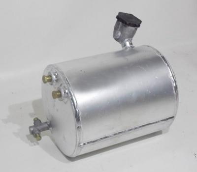 Бачок топливный подогревателя (круглый, с горловиной)