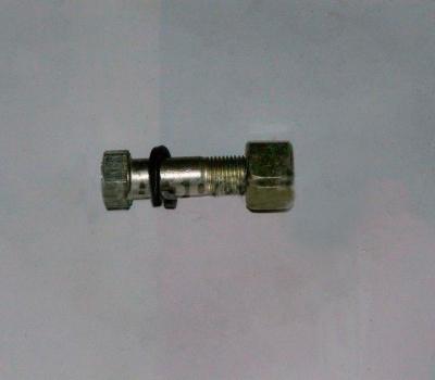 Болт карданный М10 (гайка+гровер, l-40мм)